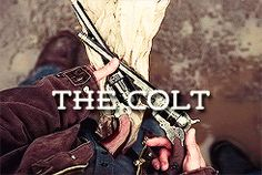 [gif] The Colt  #Supernatural
