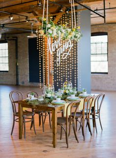 This gorgeous botanical specimen wedding inspiring will have you singing of spring! Dream Wedding Dresses, Wedding Flowers, Botanical Wedding, Yellow Wedding, Shades Of Yellow, Wedding Reception, Wedding Tables, Spring Time, Tablescapes
