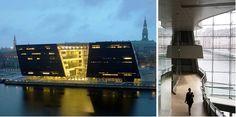 The Royal Danish Library — Copenhagen, Denmark