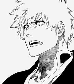 Image uploaded by Celestial. Find images and videos about anime, manga and bleach on We Heart It - the app to get lost in what you love. Ichigo Manga, Manga Bleach, Bleach Drawing, Manga Anime, Bleach Fanart, Manga Art, Anime Guys, Shinigami, Bleach Characters