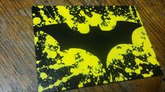DC comics Batman inspired fanart acrylic painting canvas art – Hobbies paining body for kids and adult Avengers Painting, Batman Painting, Batman Drawing, Batman Artwork, Mini Canvas Art, Diy Canvas, Acrylic Painting Canvas, Canvas Artwork, Body Painting