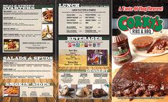 Corky's Ribs and BBQ Restaurant - Pigeon Forge, TN - A taste of Hot Heaven!