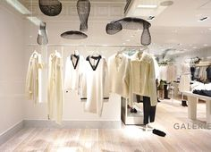 """ISETAN,Shinjuku,Tokyo,Japan, GALERIE VIE:""""There's something really appealing about the simplicity of black-and-white"""", pinned by Ton van der Veer"""
