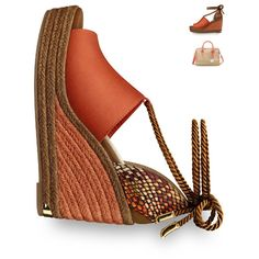 Colors like summer for our wedge sandals. Art.-Nr.: 28312