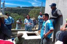 - Esta obra beneficiara a más de 400 habitantes donde se invirtieron cerca de dos millones y medio de pesos...