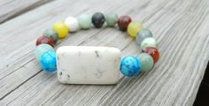 Check out this item in my Etsy shop https://www.etsy.com/listing/275965284/gorgeous-natural-stone-bracelet