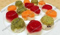 Meyveli İkramlık Muhallebi Tarifi