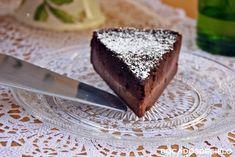 Bocadosdecielo: Tarta mágica de chocolate