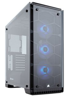 Crystal Series 570X RGB ATX Mid-Tower Case