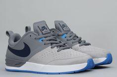 Nike SB Project BA Cool Grey / Armory Navy / Matt Silver