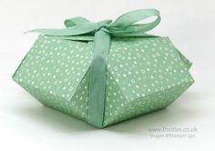 Envelope Punch Board Gemstone Box + SpringWatch Winner List Stampin' Up! Demonstrator Pootles – Envelope Punch Board Gemstone Box Click it for a View, Pin it for later! Click it for a View, Pin it for later! I do love an Envelope Punch… Diy Gift Box, Diy Box, Gift Boxes, Paper Gifts, Diy Paper, Paper Art, Envelope Punch Board Projects, Envelope Maker, Paper Box Template