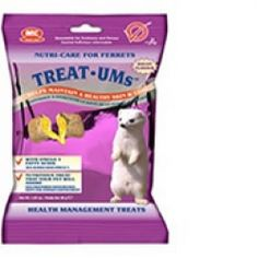 Mark and Chappell Nutricare Treats for Ferrets - Pet Meds, Ferrets, Pharmacy, Mists, Personal Care, Treats, Sweet Like Candy, Goodies, Personal Hygiene