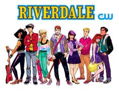 "The CW is developing Riverdale, a ""darker"" live-action adaptation of the Archie comics. What do you think?"