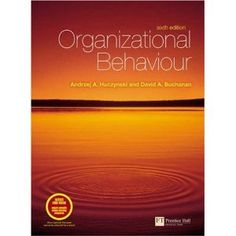 19 Free Test Bank for Organizational Behaviour Edition Huczynski Multiple Choice Questions Organizational Behavior, Multiple Choice, Critical Thinking, Textbook, Management, Student, This Or That Questions, Success, Key