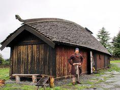 Viking longhouse rep