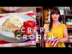 CREPE CROATA ou Palatschinke | Depois dos Quinze 13 #ICKFD - YouTube