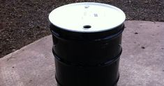 I have been wanting to build a smoker or BBQ for quite a long time but they seemed expensive. Bricks are permanent and I rent so that isn't ... Barrel Bbq, Barrel Smoker, Uds Smoker, Build A Smoker, Ugly Drum Smoker, Fire Basket, 55 Gallon Drum, Exterior Paint, Pretty Good