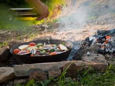 13 simple, healthy (and fun) recipes for camping!
