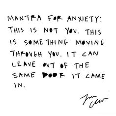 May is Mental Health Awareness month. Anxiety PTSD depression.... with support you can get through it. I struggle with anxiety. It is a monster. Many of you deal with the same concern. Awareness and acknowledgment is key    #anxiety #anxiousness #mentalhealthawareness #mentalhealth #copywriter #entrepreneurship #womenempowerment
