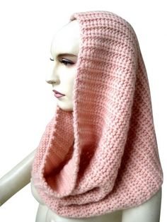 Designer: Once More    Item: Hood    Composition: 40% WA 40% Wool 20% Nylon    Made in Italy    Description:    Hood/neckwarmer  in cob stitched wool      > Need Help?    Price $ 164.00 $47.00    Discount: -71%