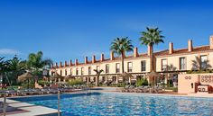 Select Marina Park Fuengirola Located in Fuengirola, Select Marina Park features 6 swimming pools, 5 restaurants and on-site tennis and horse-riding facilities. It offers free WiFi.  The resort is surrounded by gardens and has its own fitness centre.