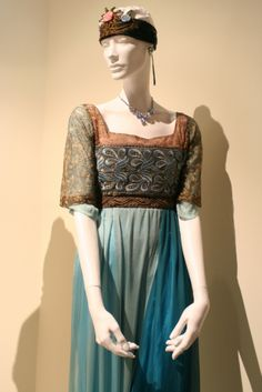 Sybil's now infamous harem costume she shocked her family with in Downton Abbey
