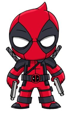 Deadpool - Embroidery Design Download