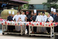 An Enthralling Cake Mixing Ceremony at Sheraton Grand Bengaluru Whitefield Hotel! Food News, Festival Decorations, Convention Centre, New Recipes, Cake, Food Cakes, Cakes, Tart, Cookies