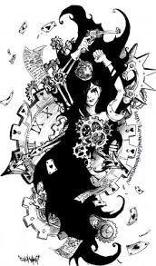 rouages horloge dessin - Recherche Google
