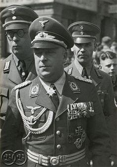 FELDMARSCHALL ERNST BUSCH | NAZI JERMAN: Daftar Para Peraih Pour le Mérite (Penghargaan Militer ...
