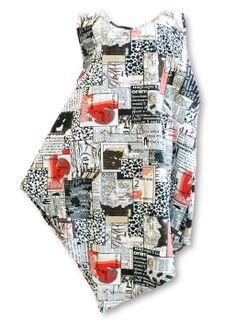 AKH Fashion Lagenlook Leinen Kleid Tunika XXL Mode bei www.modeolymp.lafeo.de