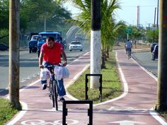 Ciclovia - Aracaju  Cycleway - Aracaju
