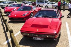 What fantastic vehicles these are. #ferrari #lifestyle