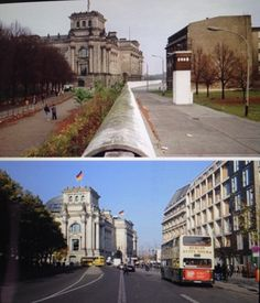 Getty Immages, Berlino, 1989 e 2015