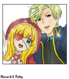 Alucard Ruby Mobile Legends Bang Bang by Nyan by Just-Nyan Anime Couples, Cute Couples, Miya Mobile Legends, Moba Legends, Mobile Legend Wallpaper, The Legend Of Heroes, Alucard, Best Couple, League Of Legends