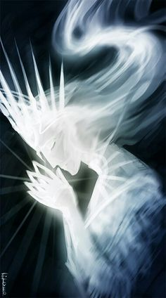 Eru Iluvatar by elveo-art