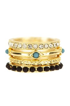 I Want Candy Stack......rings.....