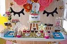 Unicornios Birthday Party Ideas | Photo 1 of 9