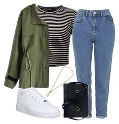 """""""Tainted Love"""" by avamancuso ❤ liked on Polyvore featuring Chicwish, Topshop and NIKE"""