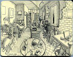 Stella's Coffee | Pearl Street, Denver, CO | Paul Heaston | Flickr