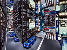 Audi - IAA Frankfurt 2013 | Schmidhuber | Exhibition Design