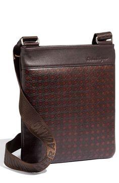 b268aee761 Salvatore Ferragamo  Gamma  Messenger Bag available at  Nordstrom Men Bags