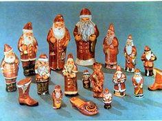 Csokoládé mikulások (80's) Retro Toys, Hungary, Folk, Childhood, Memories, Budapest, Christmas, Painting, Fictional Characters