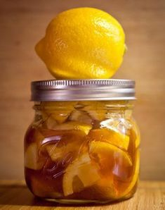Homemade cough syrup. If you add a tablespoon of whiskey, or rum.. it's a great cough syrup! Alternative Home Remedy for Sore Throat : For a sore throat and overall immune boosting - cut up 2 lemons, drop them in a small mason jar. Finely grind 1/2 - 1 fresh ginger root. Add 1 tsp. cinnamon or pumkin spice mix. Pour raw honey over. Stir well. Store in the fridge. Take 1 teaspoon 3-4 times a day (or more if desired). Can be added to a cup of cold or warm water or tea. Source : Mad Mad Me.