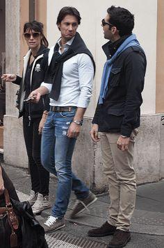 Street Style - Rome