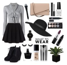 """""""Untitled #30"""" by laneylilac ❤ liked on Polyvore featuring Alexander McQueen, Polo Ralph Lauren, Valextra, Topshop, Chanel, OPI, Witchery, Marc Jacobs, MAC Cosmetics and I Love Ugly"""
