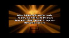 Youthful Praise - Lord You're Mighty