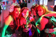 Foil party! #NTUSR12