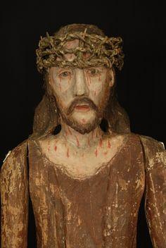 Krisztus szobor, húsvéti feltámadáshoz Néprajzi Múzeum, Rítusgyűjtemény