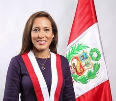 imagen por prensa Paloma Noceda      MEDIANTE PROYECTO DE LEY N° 284     La Congresista del grupo parlamentario Fuerza Popular Paloma Noc...